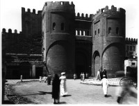 Bab al-Futuh (Gate of Conquest), Cairo, AD1087 (Museum No: EA.CA.3619)