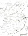 Map of China. © Ashmolean Museum