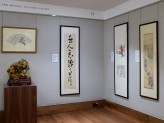 Chinese Paintings Gallery - Lingnan Masters exhibition detail. © Ashmolean Museum, University of Oxford