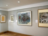 Chinese Paintings Gallery - Sullivan Collection exhibition north wall. © Ashmolean Museum, Oxford