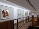 Chinese Paintings Gallery - Sullivan Collection exhibition upper level. © Ashmolean Museum, Oxford