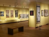 Special Exhibitions Gallery 3 - Threads of Silk and Gold exhibition. © Ashmolean Museum, University of Oxford