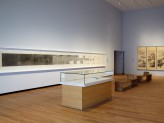 Special Exhibitions Gallery 2 - Xu Bing Landscape Landscript exhibition. © Ashmolean Museum, University of Oxford