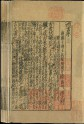 Page from a Song Dynasty exam text (printed in small format for convenient study). © Collection of the National Palace Museum, Taiwan