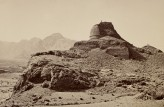 Ruined Buddhist Stupa in the Khyber Pass region, c. AD 200 – 400, Photo by: John Burke. © The British Library Board, Photo 487/(41)