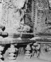Fig. 19. Clay Bodhisattva images in a chapel at Shalu monastery, Tibet, mid-eleventh century, Archive photo, pre-1960s[first published in Archeological Studies on Monasteries of the Tibetan Buddhism, Cultural Relics publishing house, Beijing 1996, pl. 32].