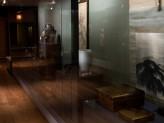 Japan from 1850 gallery Meiji Era case from right. © Ashmolean Museum, University of Oxford