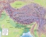 The Himalayan region. © Ashmolean Museum, University of Oxford