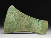 Copper celt, or axe head, from the Copper Hoard Culture (EA1954.66)