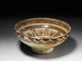 Bowl with radial panels (EA1956.103)