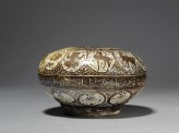 Jar with epigraphic band and roundels enclosing the signs of the zodiac (EA1956.58)