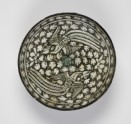 Bowl with flying phoenixes against a foliate background (EA1956.59)