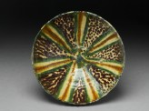 Bowl with polychrome splashed decoration (EA1956.61)