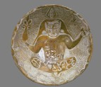 Bowl with seated figure (EA1956.66)