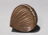 Netsuke in the form of a chestnut