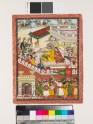 The coronation of Rama
