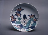 Dish with rhododendrons and azaleas (EA1966.219)