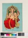 Gajanana, the elephant-faced god