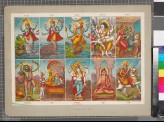 10 avatars of Vishnu
