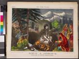 The breaking of Shiva's meditation
