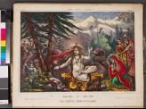 The Oriental Cupid in flames, or Madana Bhasma