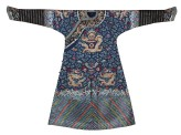 Man's formal robe with clouds and dragons