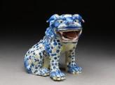 Figure of a shishi, or lion dog (EA1978.662)