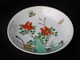 Dish with flowers and butterflies (EA1978.1259)