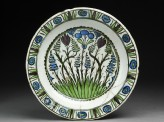 Dish with tulips and hyacinths (EA1978.1478)