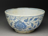 Bowl with bird and peonies (EA1978.1602)