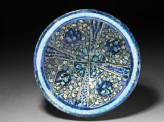 Bowl with foliate decoration
