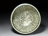 Bowl with seated figure and phoenixes (EA1978.1646)
