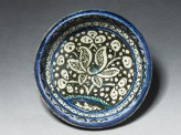 Bowl with lotus blossom
