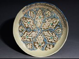 Bowl with palmettes and six-pointed star