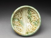 Bowl with vegetal decoration (EA1978.1742)