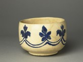 Mortar-shaped bowl with vegetal decoration (EA1978.2137)