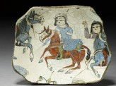 Fragment of a bowl with riders (EA1978.2426)