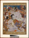 Amir Hamza defeats 'Umar-i Ma'di Karab (EA1978.2596)