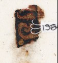 Textile fragment with inscription (EA1984.113.c)