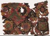 Patchwork fragment with squares (EA1984.124)