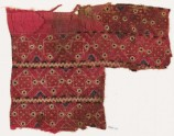 Textile fragment with quilted bands (EA1984.129)