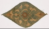 Textile fragment with medallion (EA1984.138)