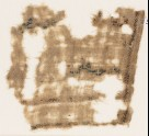 Textile fragment with bands of zigzags (EA1984.215)