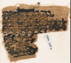 Textile fragment with bands of interlaced braid (EA1984.268.b)