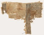 Textile fragment with flowers, crosses, and interlacing diamond-shapes (EA1984.379)