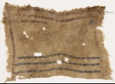 Cloth with S-shapes linked with small crosses (EA1984.412)