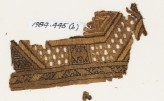 Textile fragment, possibly from a sash or shawl (EA1984.445.b)