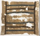 Textile fragment with S-shapes, possibly from a square cover or kerchief (EA1984.474)