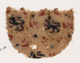 Textile fragment with lions (EA1984.61)