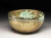 Bowl with drop-shaped and circular patterns (EA1984.640)